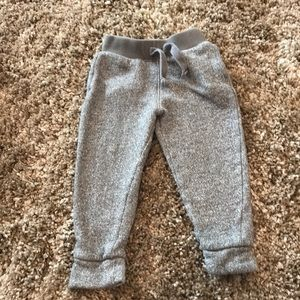 Size 2T girls sweat pants.